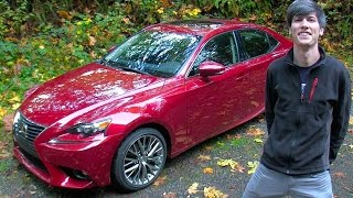 2015 Lexus IS250 - Review & Test Drive
