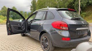 Огляд Renault Clio 2009p.в Suhl