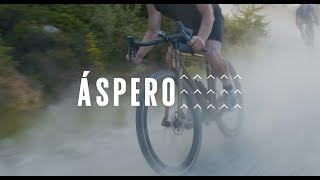 Áspero | Welcome to the era of speed in gravel