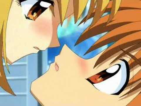 Kaito Loves Luchia Pichi Pichi Pitch Couples 3 Photo