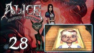 """ALICE MADNESS RETURNS #28 - Rozdział V [2/5] - """"Huśtawki śmierci"""""""