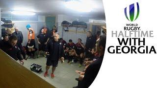 Spirited Georgian team talk inspires victory!