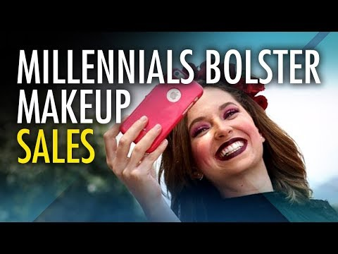 """Beauty biz booming thanks to """"self-obsessed"""" millennials"""