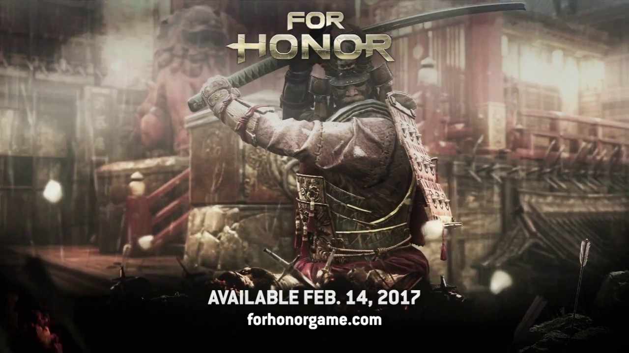 For honor season pass revealed free dlc announced 6 new characters actual game footage youtube - When is for honor season 6 ...