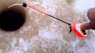 Электронная удочка для зимней рыбалки