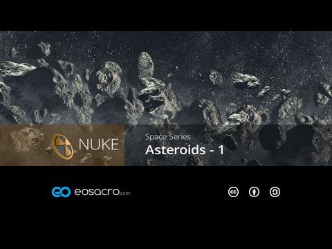 Space Series - Asteroids 1