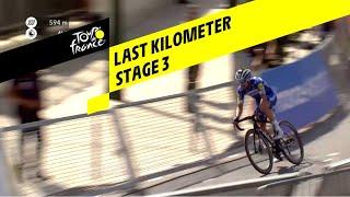 Julian Alaphilippe wint derde etappe Tour de France 2019 op grootse wijze