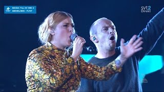 """Petter Feat Linnea Henriksson - Håll Om Mig (Live """"Hela Sverige Skramlar"""")"""