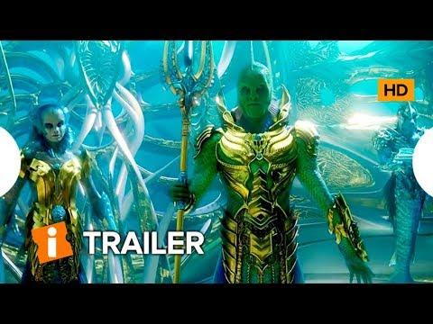 Aquaman   Trailer Dublado