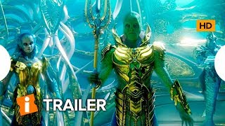 Aquaman | Trailer Dublado