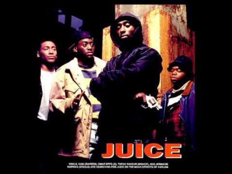 Eric B. & Rakim - Juice (Know The Ledge) + Lyrics (1992)