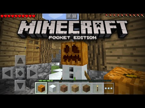 minecraft pe top5 best mcpe seeds - temple - village.... - minecraft pocket edition - new update from YouTube · Duration:  9 minutes 49 seconds
