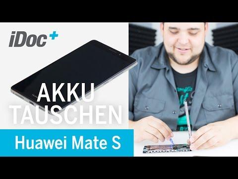 Huawei Mate S – Akku Tauschen [Reparaturanleitung]
