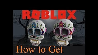 Roblox How to Get 2 New Free Mask 2018