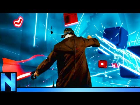 Beat Saber - Blue (Da Ba Dee) TRAP REMIX - EXPERT Jedi Mode