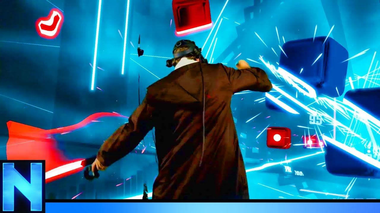 Beat Saber' VR Slasher Hits 1 Million Downloads, Releases New 10