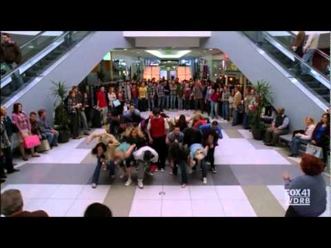 Glee Cast: Safety Dance ft Kevin McHale (Artie Abrams)