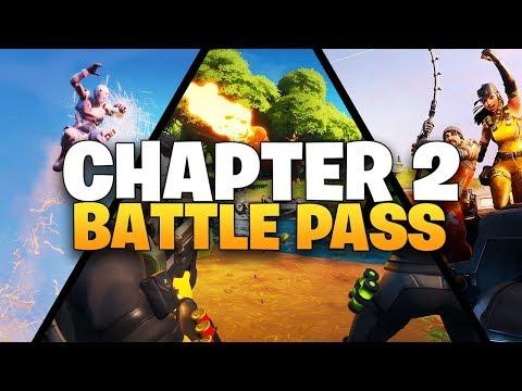 Fortnite Chapter 2 Battle Pass!