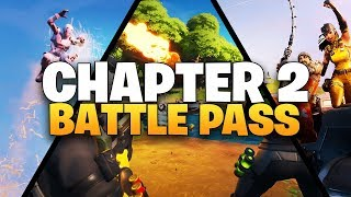 Fortnite Chapter 2 Battle Pass!