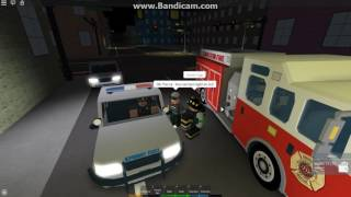Firestone Cops are Allowed to Run Red Lights - Roblox: Stapleton County, Firestone