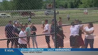 20 adults brawl at baseball game played by 7-year-olds with teen umpire