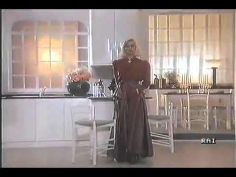 Pubblicità anni 80 Cucine Scavolini con Raffaella Carrà ...