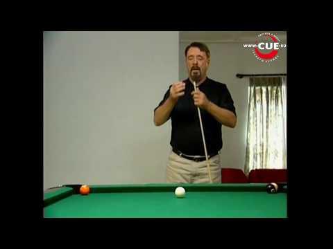 Уроки бильярда от Cue.ru. Часть 1. N5 - Работа над ударом.
