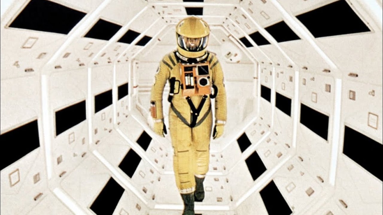 the use of symbolism in the dawn of man a section of the movie 2001 a space odyssey by stanley kubri It's a haunting look at the illuminati symbolism in the movie eyes wide shut  orange and 2001 space odyssey sadly stanley kubrick died at the age of 70.