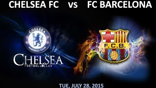 chelsea vs barcelona head to head full time gameplay fifa16