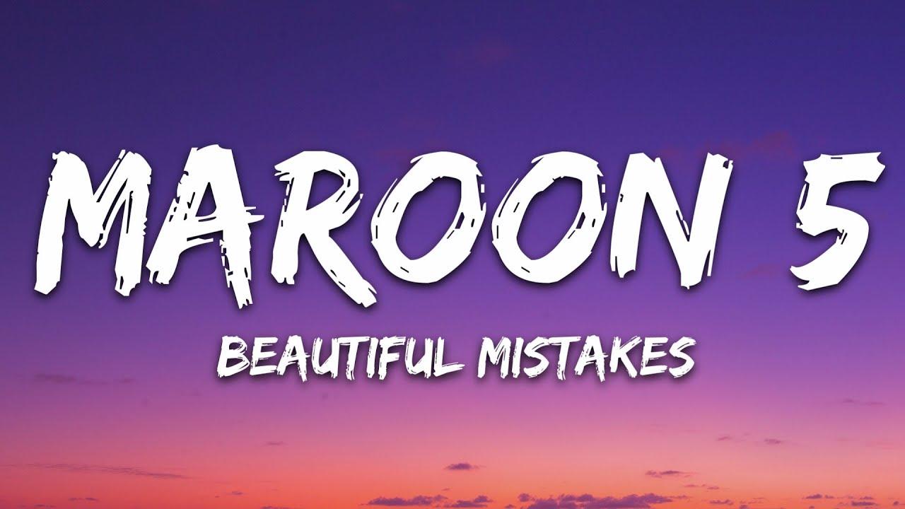 Download Maroon 5 - Beautiful Mistakes (Lyrics) ft. Megan Thee Stallion