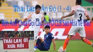 Highlight Thái Lan và Ấn Độ thua sốc 1-4 AsianCup 2019 | Việt Nam ra quân tại AsianCup2019