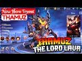 Thamuz The Lord Lava  Mobile Moba Thamuz Gameplay And Build