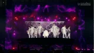 [Full HD 1080p] 121026 SMTown Live in Tokyo - Super Junior Cut