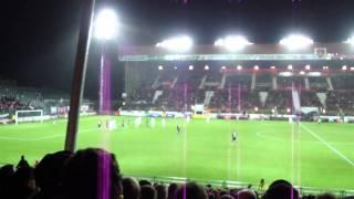 Fin du match Brest - Nancy Samedi 5 Février 2011.MP4