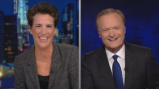 The Best of Lawrence and Rachel's 2017 Handoffs | The Last Word | MSNBC