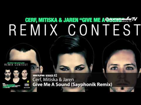 Winners Of The 'Give Me A Sound' Remix Contest Announced!