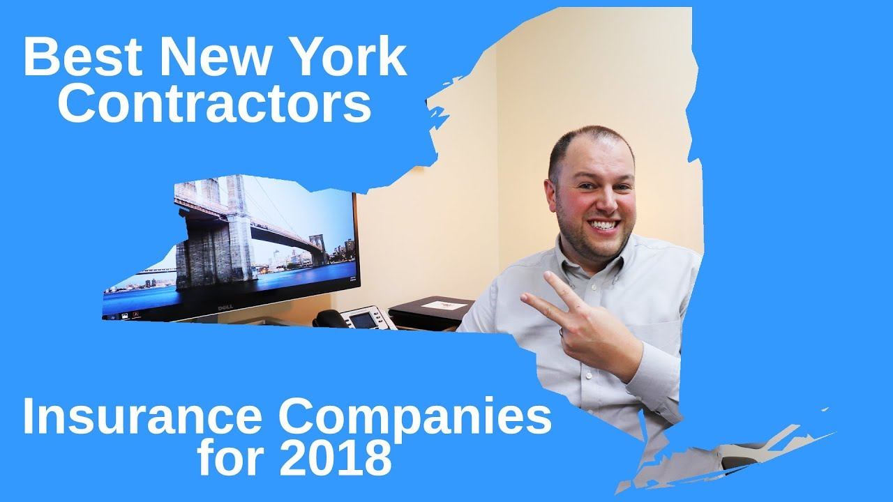 Who Are The Best New York Contractors Liability Insurance