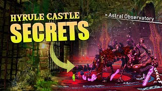Breath of the Wild: What SECRETS Lie Within Hyrule Castle?