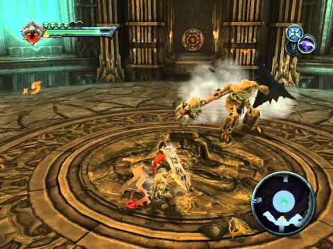 Let's play Darksiders 55 - One final beam, finally (2/3)