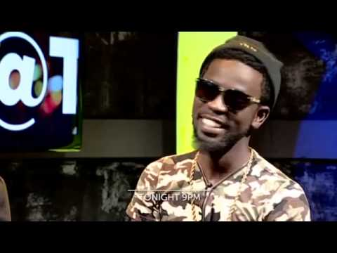 Bisa Kdei Live on Battersea tv  Voice of Africa