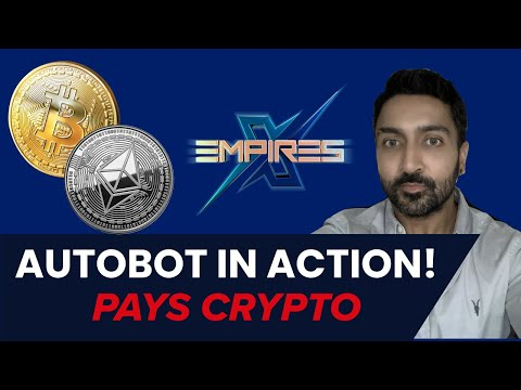 EMPIRESX - AUTO-BOT IN ACTION - REAL TIME TRADING