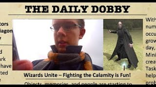 Wizards Unite - Fighting the Calamity is Fun!