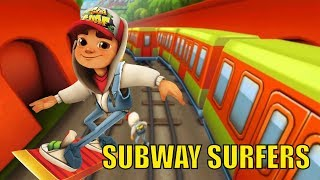 SUBWAY SURFERS Android Game Video