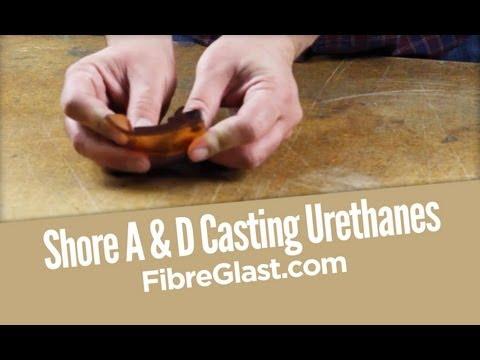 Shore A & D Casting Urethanes