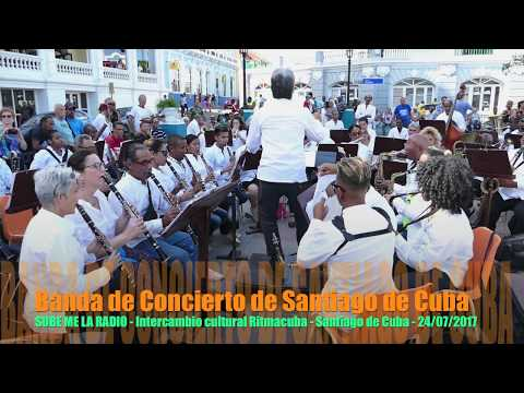 Sube me la radio - Banda de Santiago de Cuba