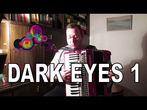Dark Eyes, Очи чёрные, Ochi Chernye Accordion (Take 1)