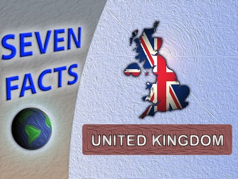7 Facts about the United Kingdom