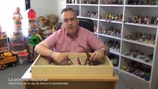 Aplicaciones de la caja de arena a la traumaterapia (Sandtray)