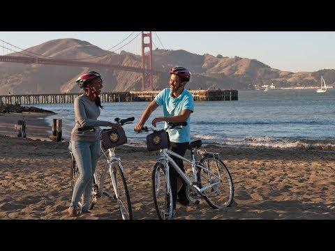 Golden Gate Bridge Bike Tour, San Francisco