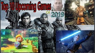 Top 10 Upcoming Games of 2019 (Still to Come) New 4th Quarter Games (Trailers and Gameplay)
